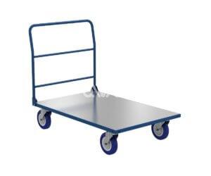 plošinové vozíky na přepravky pt